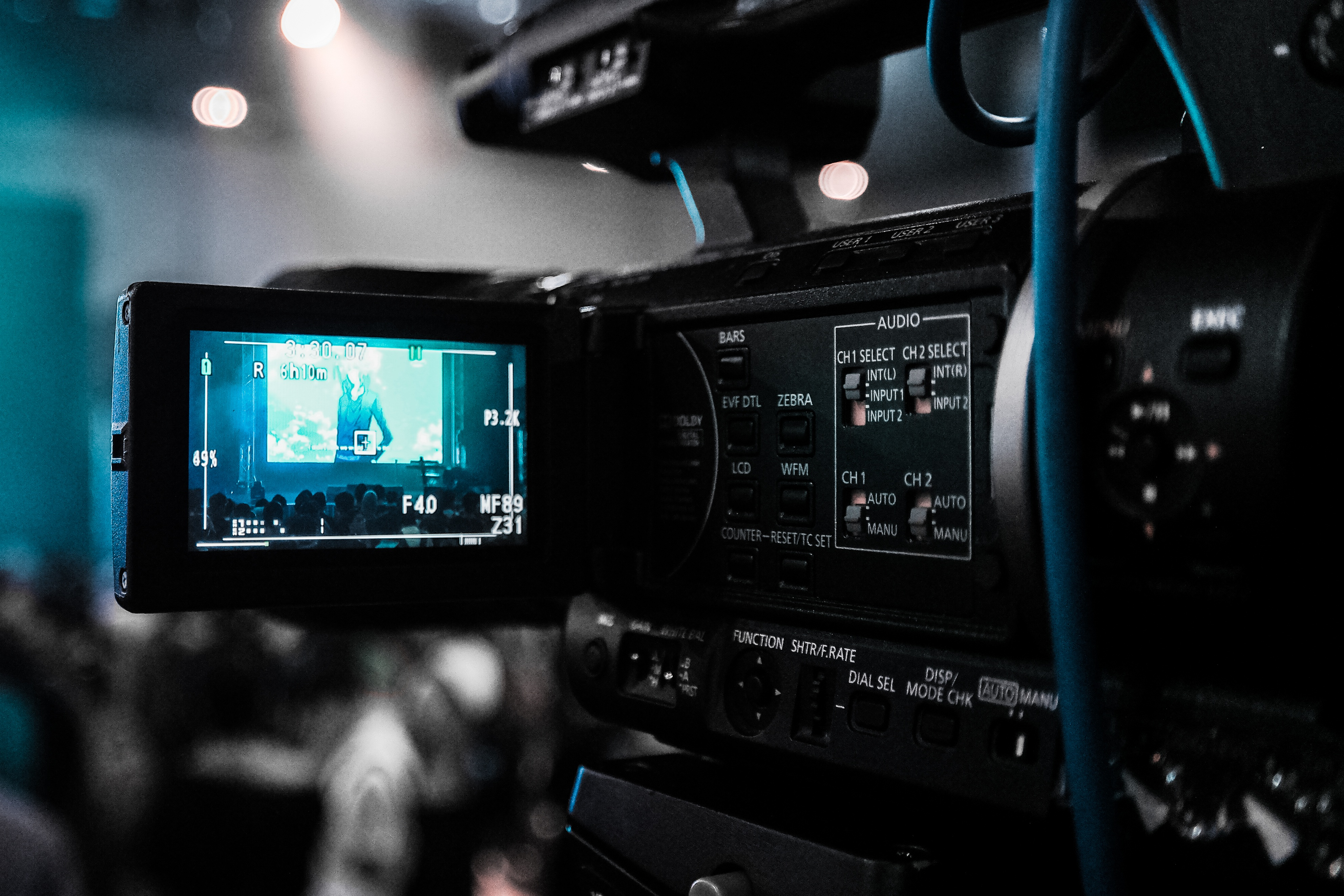Audio and Video Technology and Film